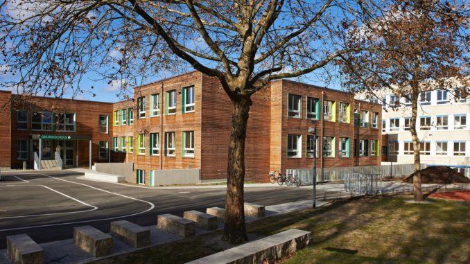 Grundschule Ottobrunn, Architektur Fischer + Steiger