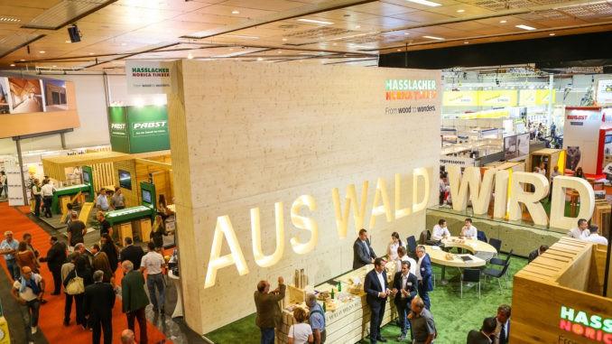 Internationale Holzmesse, Holz&Bau