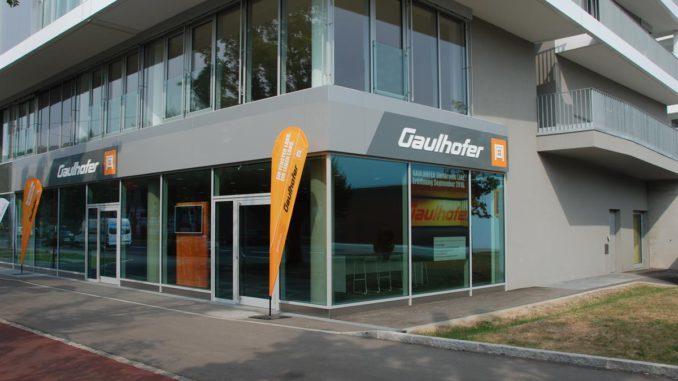 Gaulhofer, Fenster-Flagship-Store