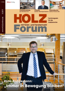 Holzforum Ausgabe 3/2017