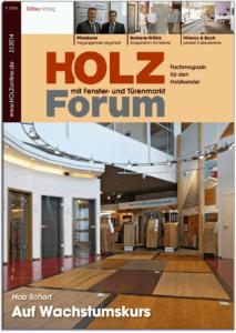 Holzforum Ausgabe 2/2014