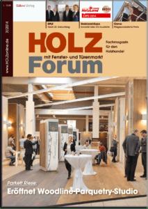 Holzforum Ausgabe 3/2014