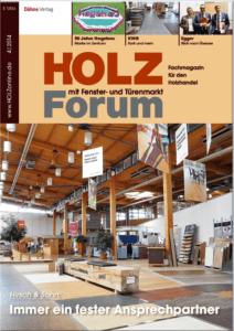 Holzforum Ausgabe 4/2014