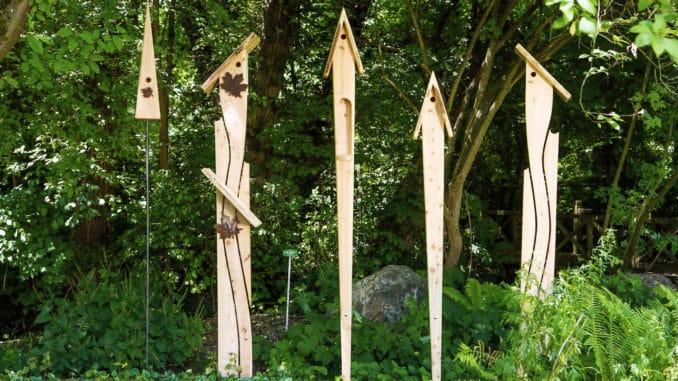 Hardenhof-DesignLösche Begriff: Nistkästen aus Lärchenholz Nistkästen aus Lärchenholz