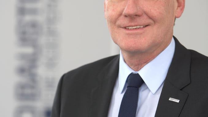 Eurobaustoff, Ulrich Wolf