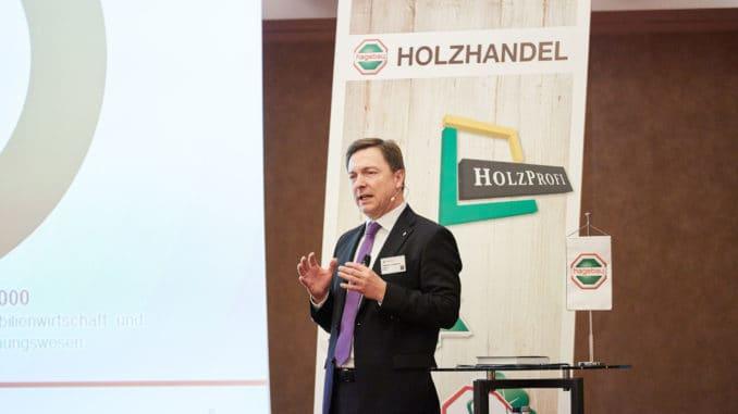 Hartmut Goldboom, Geschäftsführer hagebau