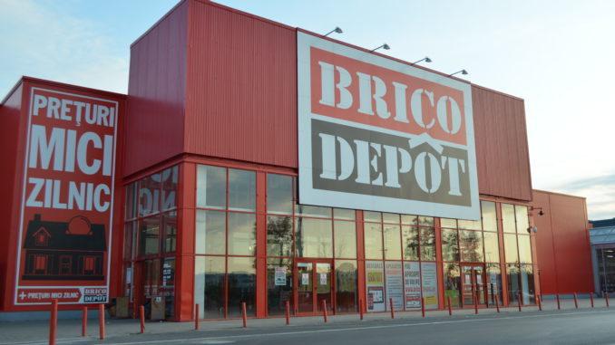 Archivbild: Brico Dépôt Rumänien.