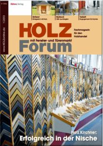 Holzforum Ausgabe 1/2013