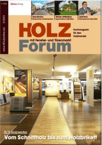 Holzforum Ausgabe 3/2013