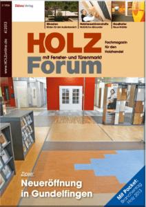 Holzforum Ausgabe 4/2013