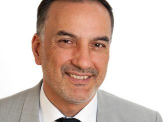 """Münir Toprak ist als Geschäftsführer der neuen Tochtergesellschaft """"Remmers AG"""" in der Schweiz."""