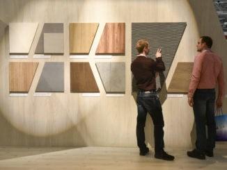 Die Interzum in Köln bietet vom 16. bis 19. Mai 2017 einen umfassenden Überblick zu neuen Technologien und Designs.