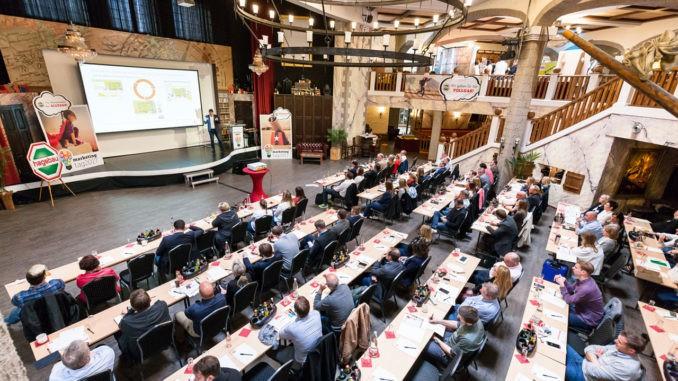 Der Hagebau-Fachhandel hat erstmals einen Marketingtag veranstaltet.