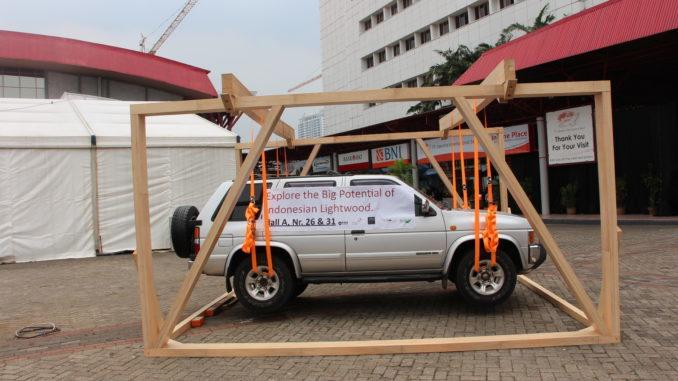 Einen Wandel macht derzeit laut IPD Sperrholz aus Indonesien durch.