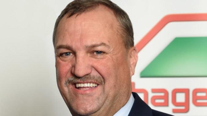 Johannes M. Schuller, Aufsichtsratsvorsitzender der Hagebau-Gruppe.