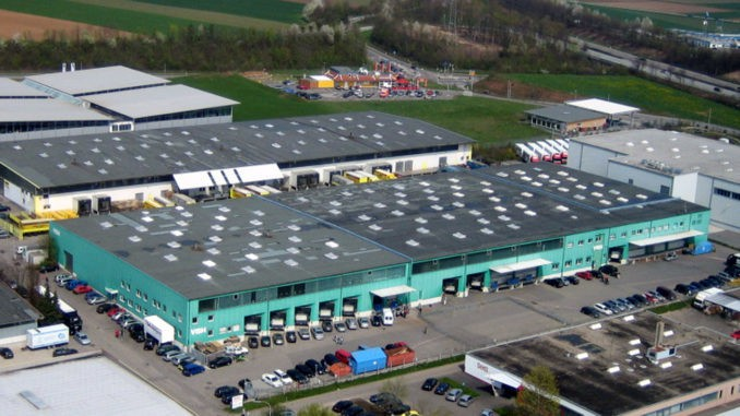 VBH investiert am Lagerstandort Ilsfeld in eine effizientere Lagertechnik.