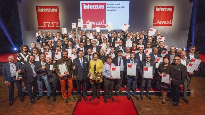 Auf der Interzum in Köln wurde der Interzum Award vergeben.