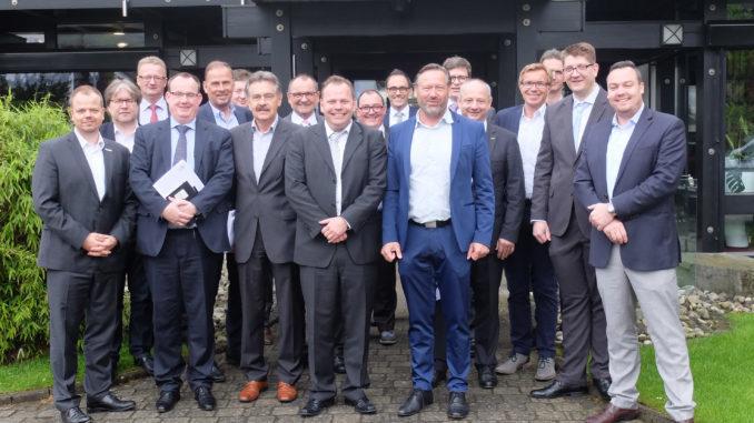 Gute Gespräche und gute Stimmung auf der diesjährigen vdp-Mitgliederversammlung in Bad Honnef.
