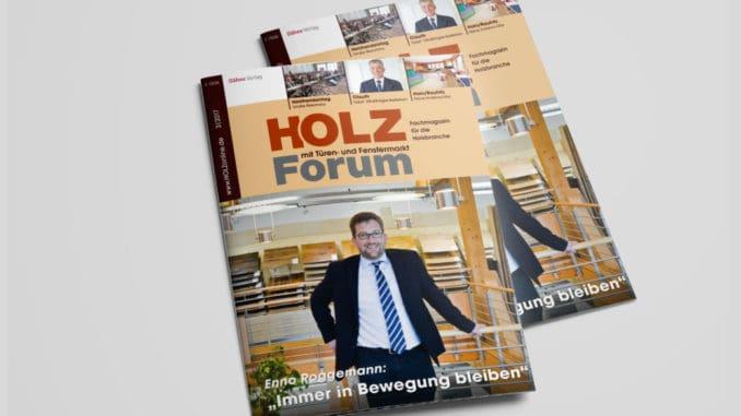 Holzforum-Magazin 3/2017