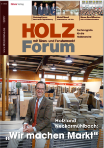 Holzforum Ausgabe 1/2017