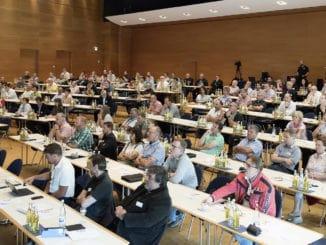 Rund 180 Teilnehmer kamen zu den Hoba-Partnertagen.