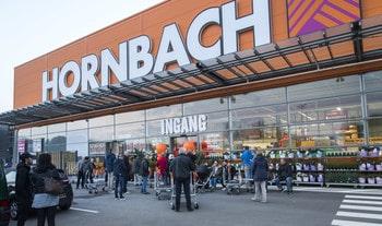 Hornbach wächst im ersten Quartal 2017 im In- und Ausland.