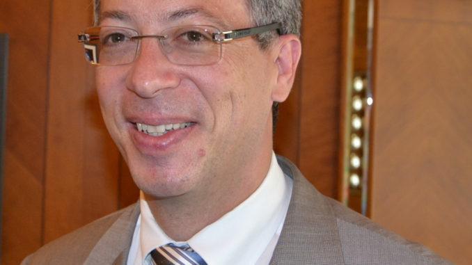 Zufrieden mit der Entwicklung: Johannes Schwörer, Präsident des Hauptverbandes der Deutschen Holzindustrie (HDH).