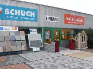Baier & Mink wurde von der Hornbach Baustoff Union übernommen.