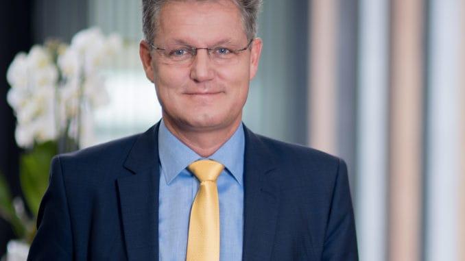 """Tom K. Schäbinger, Vorstandsvorsitzender von Pfleiderer: """"Das geplante Umsatzwachstum soll einhergehen mit der Verbesserung der Profitabilität."""""""