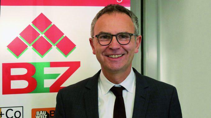 Alleiniger Geschäftsführer der BEZ GmbH ist ab 1. Januar 2018 der Eurobaustoff-Geschäftsführer Hartmut Möller.