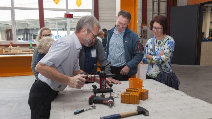 Mit knapp 300 Mitarbeitern zählt sich Heco-Schrauben zu den erfolgreichsten Schraubenherstellern Deutschlands.