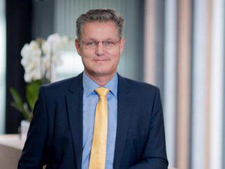 """Tom K. Schäbinger, Vorstandsvorsitzender der Pfleiderer Group: """"Pfleiderer hat eine solide Geschäftsentwicklung in den ersten drei Quartalen gezeigt."""""""