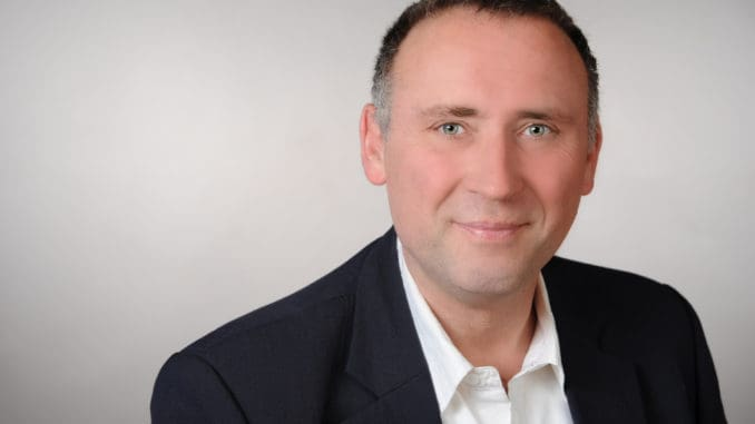 Martin Haselmann ist neuer Gebietsverkaufsleiter bei Proline.