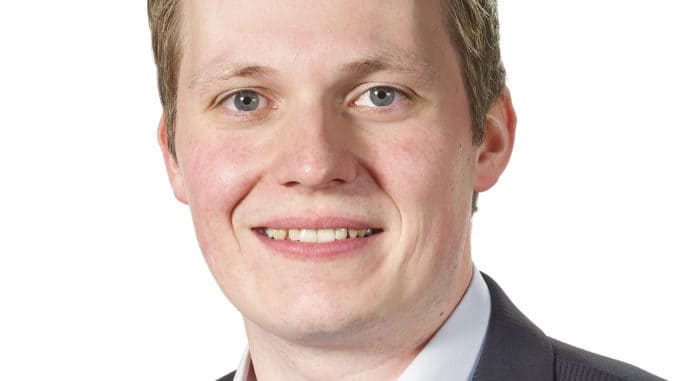 Christian Haltermann, Bereichsleitung Digitale Services Holzland GmbH.