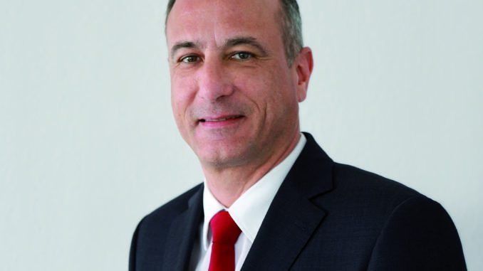 Stolz auf das Umsatzergebnis: Dr. Eckard Kern, Vorsitzender der Eurobaustoff.
