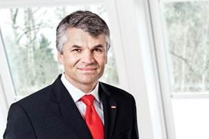 Nach siebeneinhalb Jahren als Geschäftsführer von Velux Deutschland verlässt Dr. Sebastian Dresse das Unternehmen. Foto: Velux Deutschland GmbH