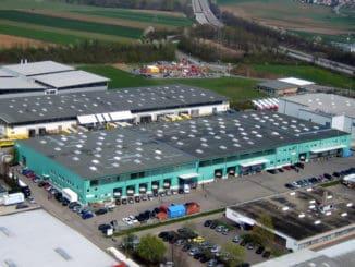 Mit der Modernisierung am Lagerstandort Ilsfeld verbessert VBH die Lieferfähigkeit im Holz-Metall-Bereich.