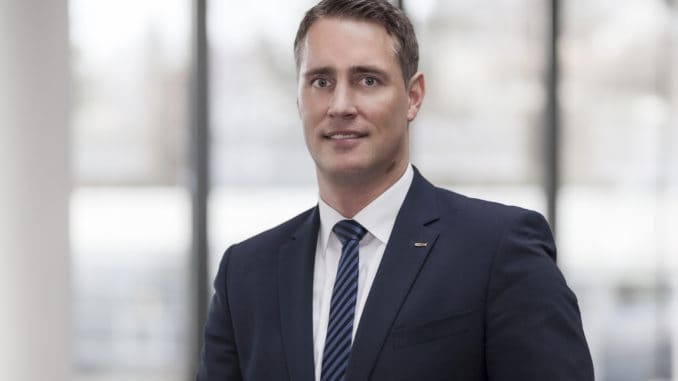 Michael Geiszbühl ist neuer Geschäftsführer der Fischer Deutschland Vertriebs GmbH.