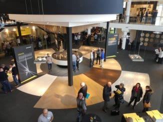 Mehr als 1.300 Gäste kamen zu den Internationalen Handelstagen von Parador nach Coesfeld.