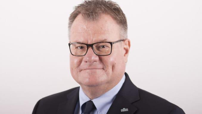 Norbert Blach leitet bei Prinz ein Team von zwölf Fachberatern im Außendienst, die Anwendungstechnik sowie den Vertriebsinnendienst.