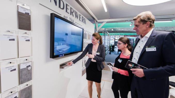 Präsentation der Eigenmarke Wunderwerk auf der letzten PIV in Kassel.