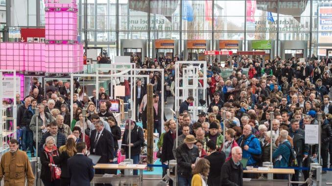 Vom 7.-13. März findet die Internationale Handwerksmesse wieder auf dem Messegelände München statt. Foto: GHM.