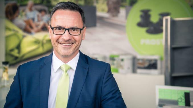 Proline Geschäftsführer Martin Bartolovic legt die Vertriebsbereiche Boden und Fliesen zusammen.
