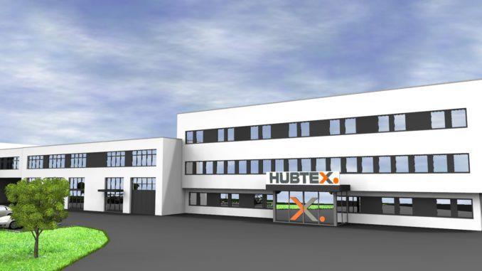 Hubtex investiert erneut in den Ausbau seines Unternehmenssitzes in Fulda.