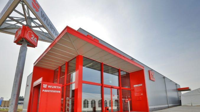 Einkaufen für Handwerker rund um die Uhr: Würth24 in Vöhringen.