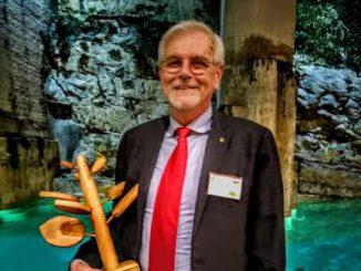 Stefano Berti ist der diesjährige der Preisträger des FEP Award 2018.