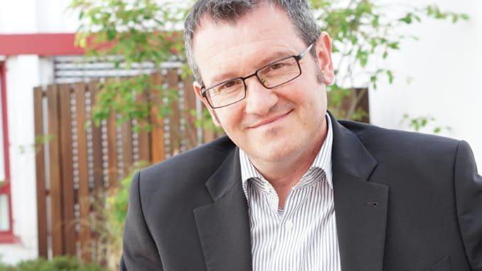 Stefan Jung ist bis auf Weiteres neueres Prokurist der Meffert AG. [Bild: Meffert]