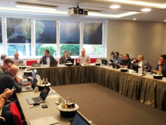 20 EPLF-Spezialisten des Arbeitskreises Technik trafen sich in Berlin.