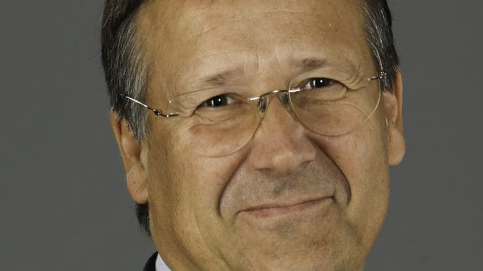 """""""Der digitale Wandel bringt für die Supply Chain eine Vielzahl an neuen Technologien und Entwicklungsmöglichkeiten mit sich"""": Rainer Buchmann, CEO Dematic Central Europe."""
