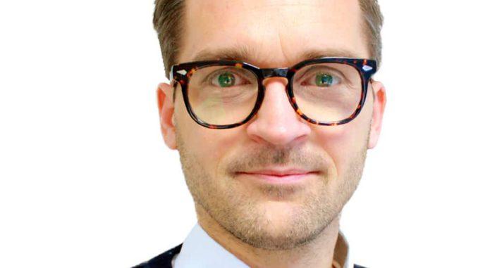 """Markus Stein, erster """"Projektmanager Digitalisierung"""" bei Bauking."""